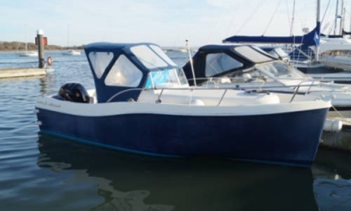 Image of Hunter 20 Landau Wa for sale in United Kingdom for £19,750 LYMINGTON, United Kingdom