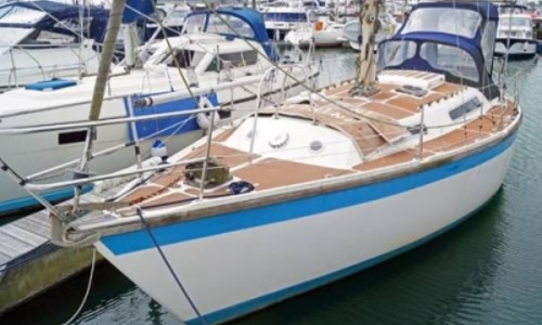 Image of Colvic 30 for sale in United Kingdom for £12,000 LYMINGTON, United Kingdom