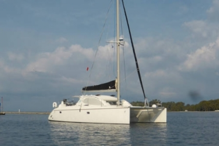 Nautitech 395 for sale in Greece for €119,000 (£106,161)