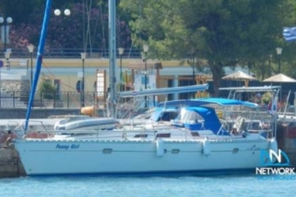 Jeanneau Sun Odyssey 42 for sale in Greece for €69,000 (£61,555)