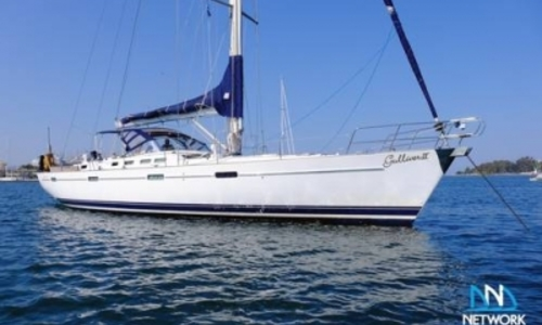 Image of Beneteau Oceanis 57 for sale in Greece for €315,000 (£278,877) LEFKAS, Greece