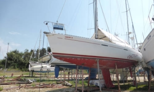 Image of Beneteau First 42S7 for sale in Greece for €57,500 (£50,906) LEFKAS, Greece