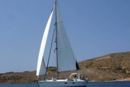 Hunter 430 Legend for sale in Greece for £48,000