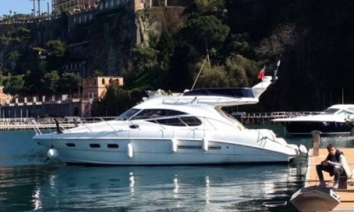 Image of Sealine F42.5 for sale in Greece for €130,000 (£114,451) LEFKAS, Greece