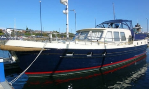Image of Aquanaut 1500 Drifter for sale in United Kingdom for £399,995 NEWCASTLE, United Kingdom