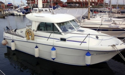 Image of Beneteau Antares 710 for sale in United Kingdom for £24,995 HARTLEPOOL, United Kingdom