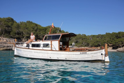 Mallorcan Llaut Capador for sale in Spain for €24,500 (£21,874)