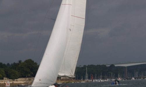 Image of Beneteau First 27.7 for sale in France for €26,500 (£23,194) LORIENT, France