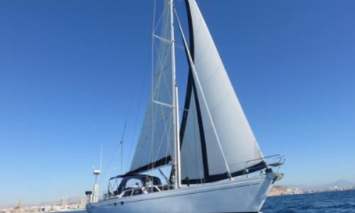 Image of Northwind 62 for sale in Spain for £275,000 ALICANTE, Spain