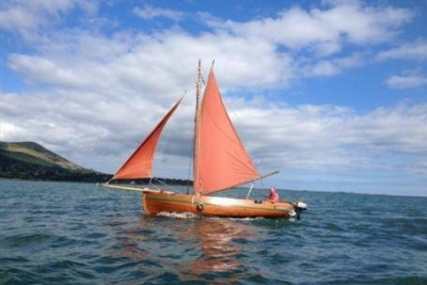 GALWAY HOOKER GALWAY 21 GLEOITEOG for sale in Ireland for €13,500 (£12,122)