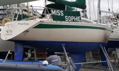 Image of Beneteau First 32 for sale in Ireland for €18,000 (£15,847) DUBLIN, Ireland