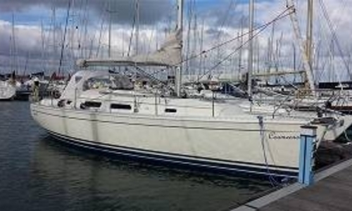 Image of Hanse 341 for sale in Ireland for €53,000 (£46,423) DUN LAOGHAIRE, Ireland