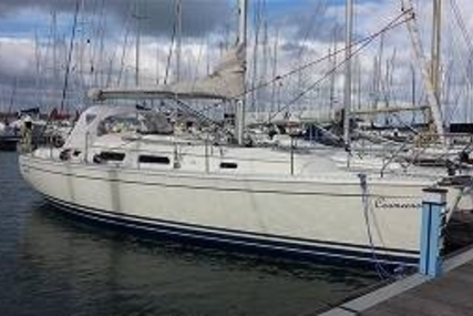 Hanse 341 for sale in Ireland for €53,000 (£47,590)