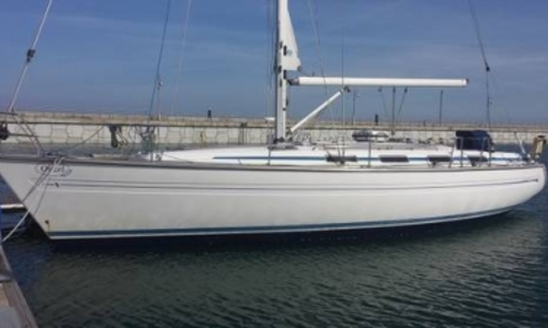 Image of Bavaria 42 for sale in Ireland for €76,000 (£67,105) DUN LAOGHAIRE, Ireland