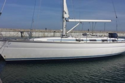 Bavaria 42 for sale in Ireland for €76,000 (£67,295)