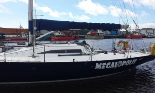 Image of HUMPHREYS 36 for sale in Ireland for €17,000 (£14,920) CORK, Ireland
