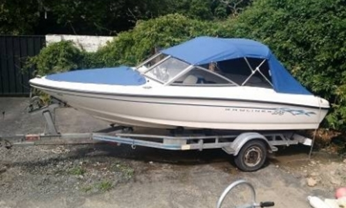 Image of Bayliner 175 Bowrider for sale in Ireland for €8,500 (£7,518) DUBLIN, Ireland