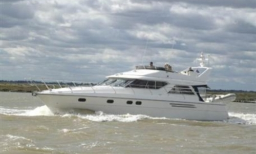Image of Princess 500 for sale in United Kingdom for £125,750 TITCHMARSH, United Kingdom