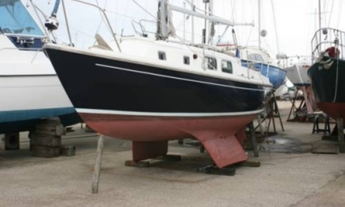 Image of Westerly 26 Centaur for sale in United Kingdom for £10,950 TITCHMARSH, United Kingdom