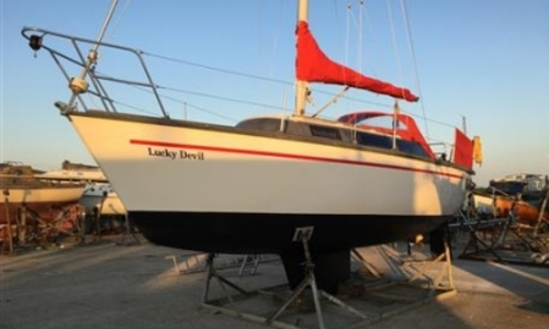 Image of Dufour 2800 for sale in United Kingdom for £12,500 TITCHMARSH, United Kingdom