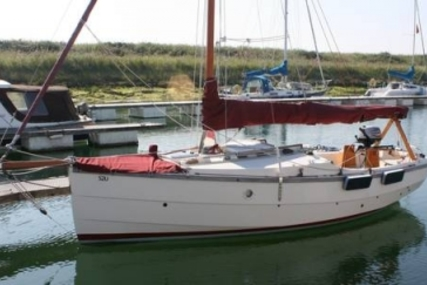 Cornish Crabber 19 SHRIMPER for sale in United Kingdom for £24,000