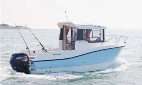 Image of Quicksilver 555 Pilothouse for sale in United Kingdom for £25,450 TITCHMARSH, United Kingdom