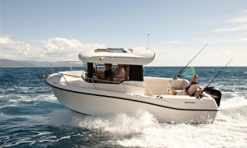 Image of Quicksilver 605 Pilothouse for sale in United Kingdom for £33,450 TITCHMARSH, United Kingdom