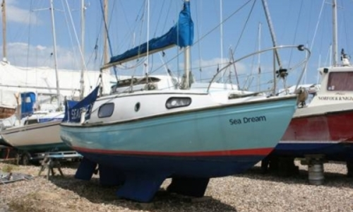 Image of Westerly 25 Windrush for sale in United Kingdom for £2,900 TITCHMARSH, United Kingdom