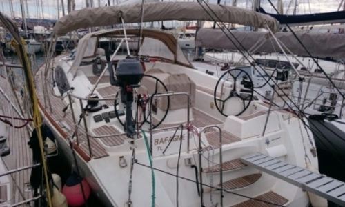 Image of Jeanneau Sun Odyssey 53 for sale in France for €279,000 (£246,765) MARSEILLE, France