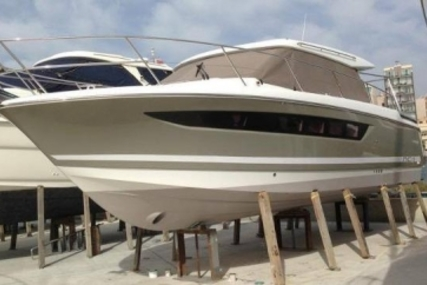 Jeanneau NC 11 for sale in Malta for €160,000 (£142,825)