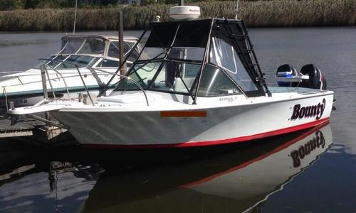 Image of Bertram 25 Custom Walkaround for sale in United States of America for $18,500 (£13,420) Manorville, New York, United States of America