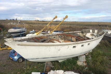 Windboats Endurance 40 Hull for sale in United Kingdom for 1.999 £