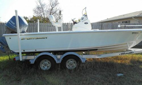 Image of Sportsman Masters 207 for sale in United States of America for $37,800 (£26,946) Cape Coral, Florida, United States of America