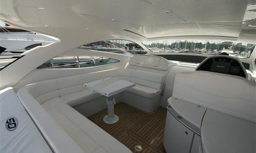 Image of Pershing 50 for sale in Montenegro for €350,000 (£305,872) Tivat, , Montenegro