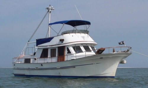 Image of Albin 40 Trawler Double Cabin Single Screw for sale in United States of America for $47,000 (£33,750) Slidell, Louisiana, United States of America