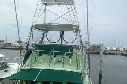 Bertram 35 Convertible for sale in United States of America for $66,000 (£50,349)