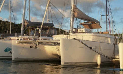 Image of Lagoon 450 for sale in France for €419,000 (£366,544) LE MARIN, France