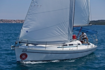 Elan 333 for sale in Croatia for €41,000 (£36,263)