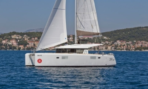 Image of Lagoon 39 for sale in Croatia for €265,000 (£232,051) TROGIR, Croatia