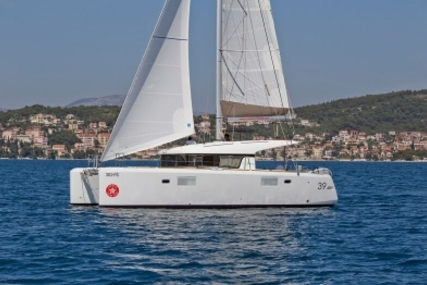 Lagoon 39 for sale in Croatia for €260,000 (£232,887)