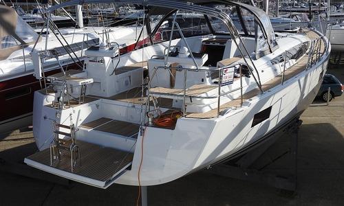 Image of Jeanneau 54 for sale in United Kingdom for £559,515 South Coast, United Kingdom