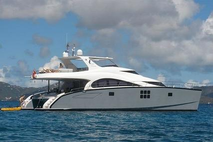 Sunreef 70 power for sale in Antigua and Barbuda for $2,150,000 (£1,563,966)