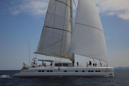Catana 90 for sale in New Zealand for $3,500,000 (£2,665,042)
