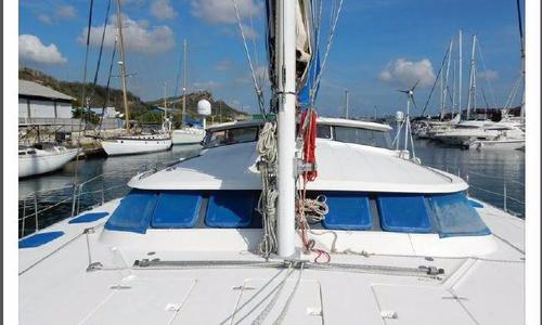 Image of Fountaine Pajot Marquises 56 for sale in Curaçao for $449,000 (£322,418) Curacao, Curaçao