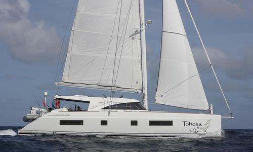 Image of Nautitech 542 for sale in Antigua and Barbuda for $949,000 (£679,327) Antigua & Barbuda, Antigua and Barbuda