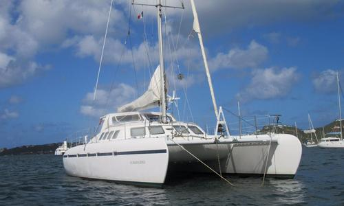 Image of FREEBIRD 50 for sale in Antigua and Barbuda for $225,000 (£167,864) Antigua & Barbuda, Antigua and Barbuda