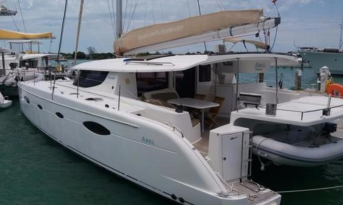 Image of Fountaine Pajot Salina 48 for sale in Bahamas for €410,000 (£362,983) Bahamas