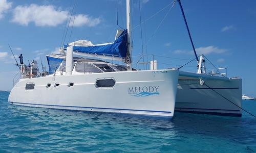 Image of Catana 471 for sale in Bahamas for $439,000 (£313,010) Bahamas