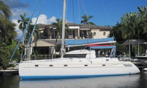 Image of Fountaine Pajot Venezia 42 for sale in Bahamas for $199,000 (£149,332) Marsh Harbour, , Bahamas
