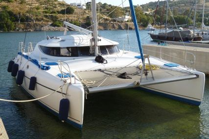 Fountaine Pajot Athena for sale in Greece for €150,000 (£134,049)